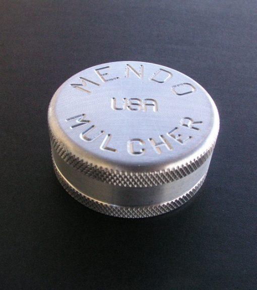 """Mendo Mulcher 1.75"""" (inch) 2-Piece Screenless Grinder"""