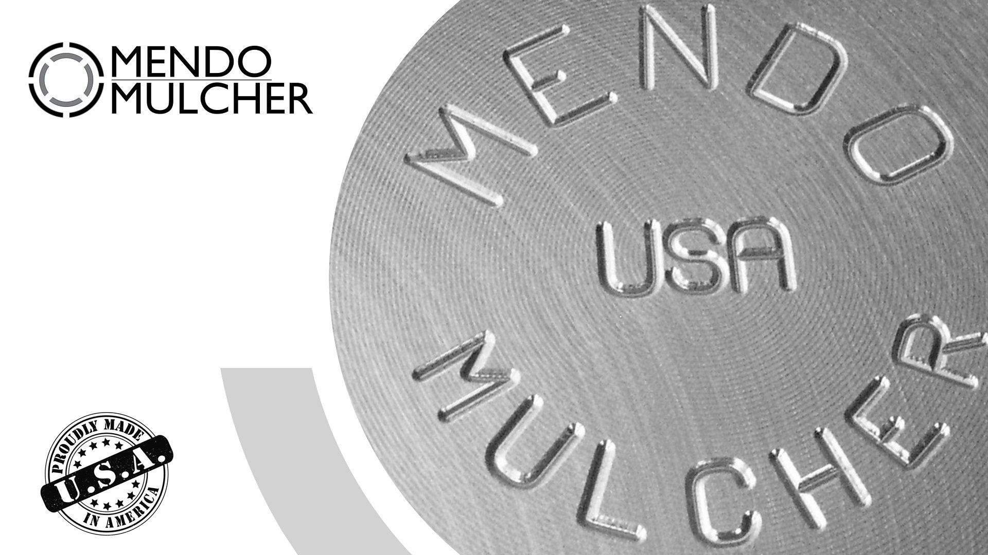Mendo Mulcher Home Page Banner Image